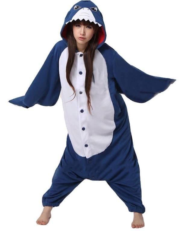 Пижама Кигуруми Акула