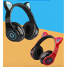 Наушники беспроводный Cat Ear HL89 со светящимися ушками