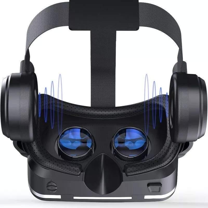 Очки виртуальной реальности VR Shinecon 6.0 с наушниками