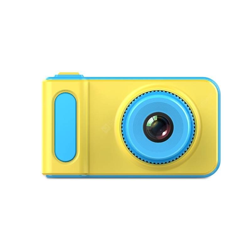 Детский цифровой фотоаппарат Kids Camera (Голубой)