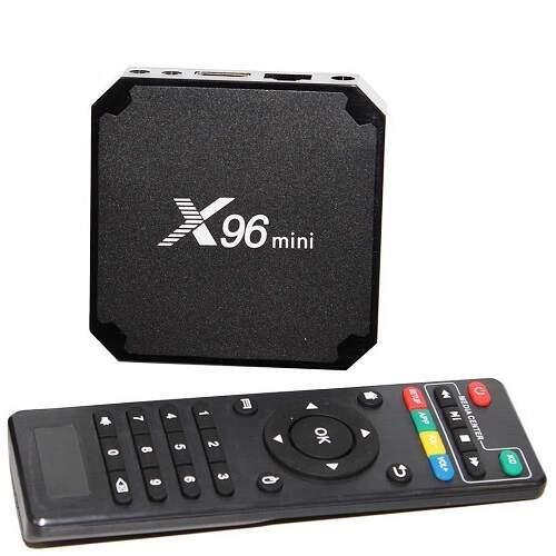 Андроид приставка X96 mini Amlogic S905W 2/16 Гб