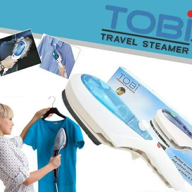 """Отпариватель - щетка паровая """"Tobi Travel Steamer"""""""