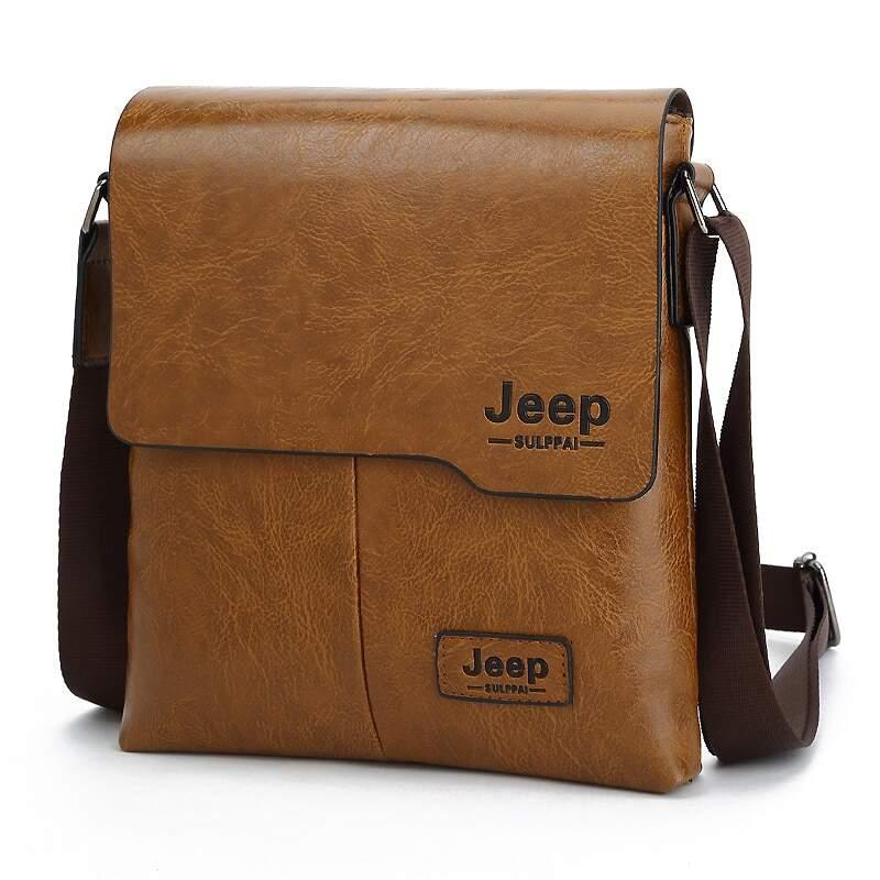 Мужская сумка Jeep Buluo + клатч Jeep Buluo