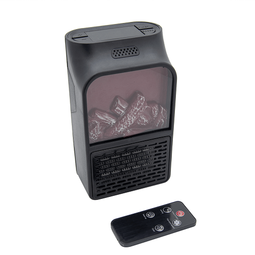 Обогреватель портативный Flame Heater с LCD-дисплеем и пультом