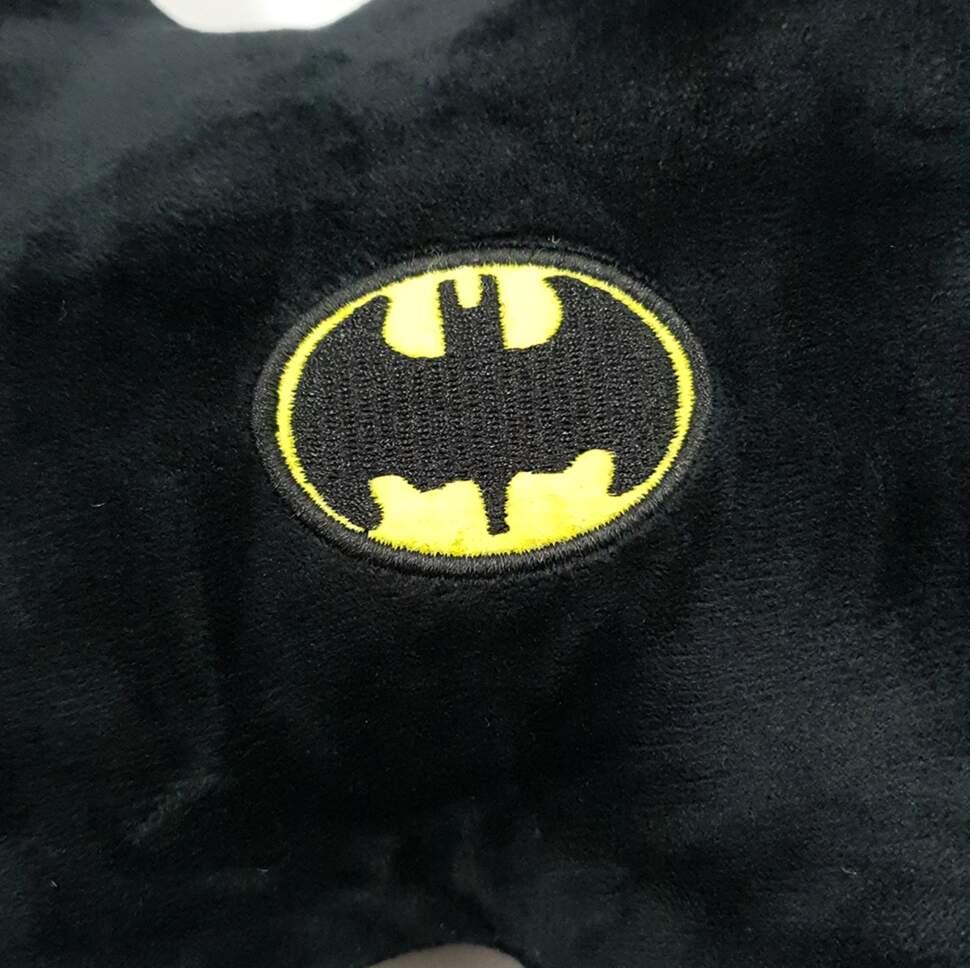 """Плюшевая подушка """"Бэтмен"""" с эмблемой"""