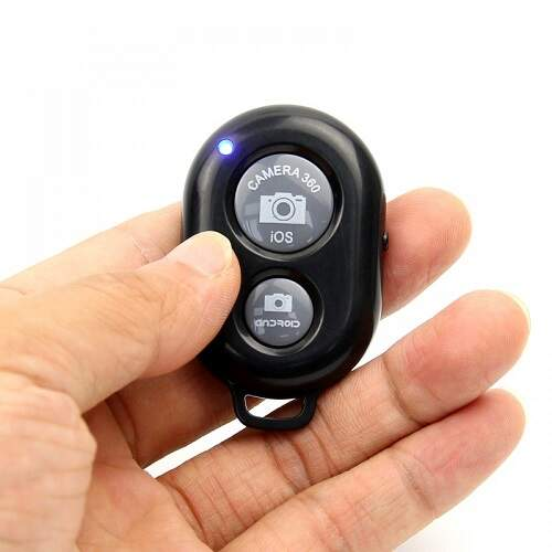 Кнопка для селфи
