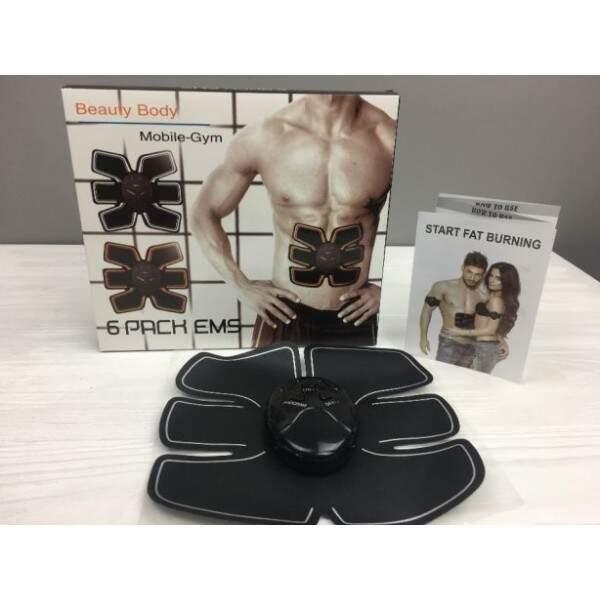 "Миостимулятор-тренажер для пресса ""Beauty body Mobile Gym"""