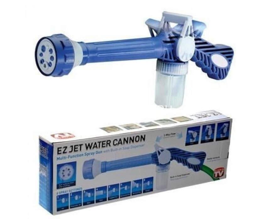 """Ручной распылитель воды """"Ez Jet Water Cannon"""" (8 видов струй)"""