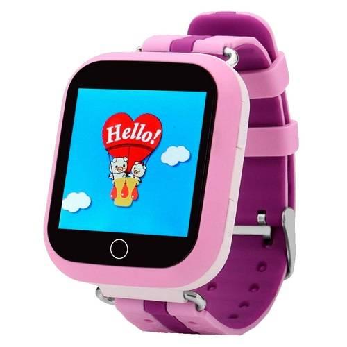 Детские Smart часы Q100 (Q750) c GPS