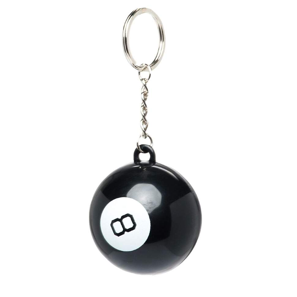 """Брелок """"Счастливая восьмерка"""" (Magic 8 Ball mini)"""