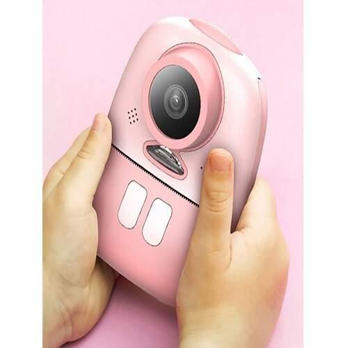 Детский цифровой фотоаппарат DuDu с функцией печати фото