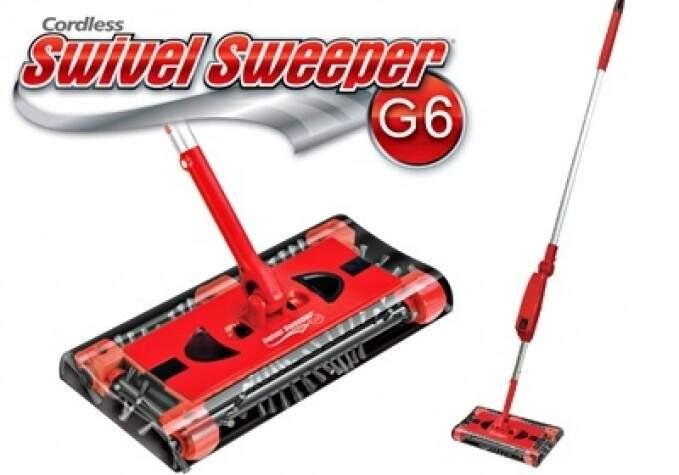 Электровеник Swivel Sweeper (Свивел Свипер) G6