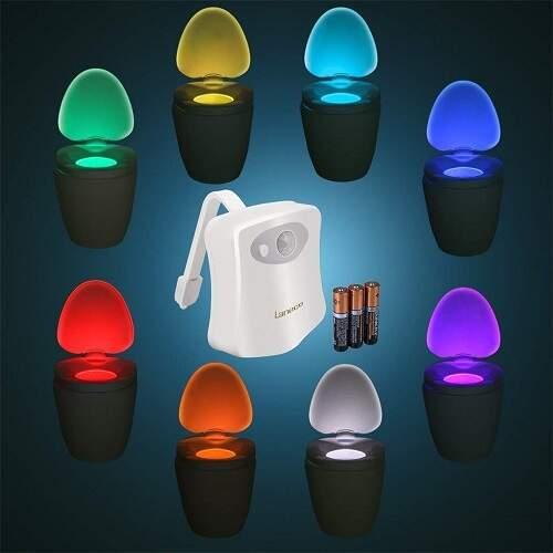 Подсветка для унитаза с датчиком движения LightBowl (8 цветов)