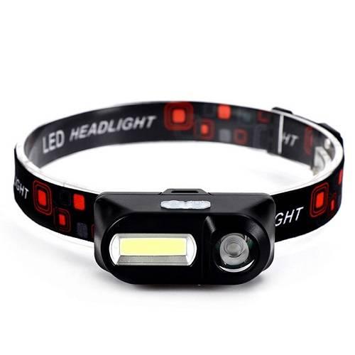 Налобный фонарь HT-821 светодиодный