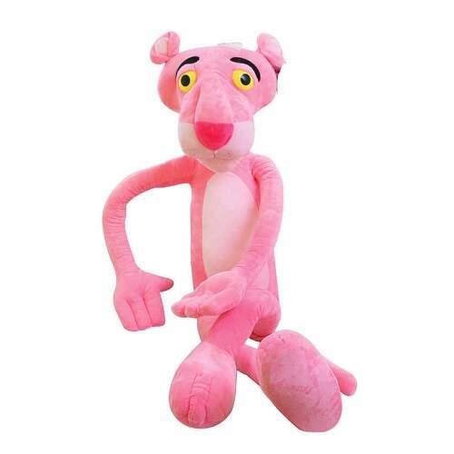 Мягкая игрушка Розовая Пантера один метр