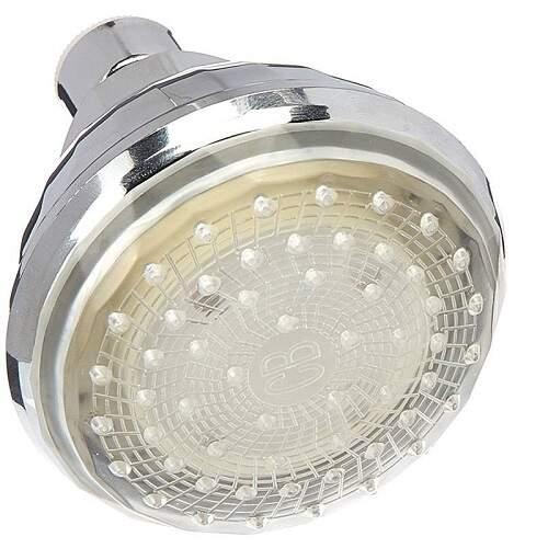 Насадка с подсветкой для душа Shower WoW