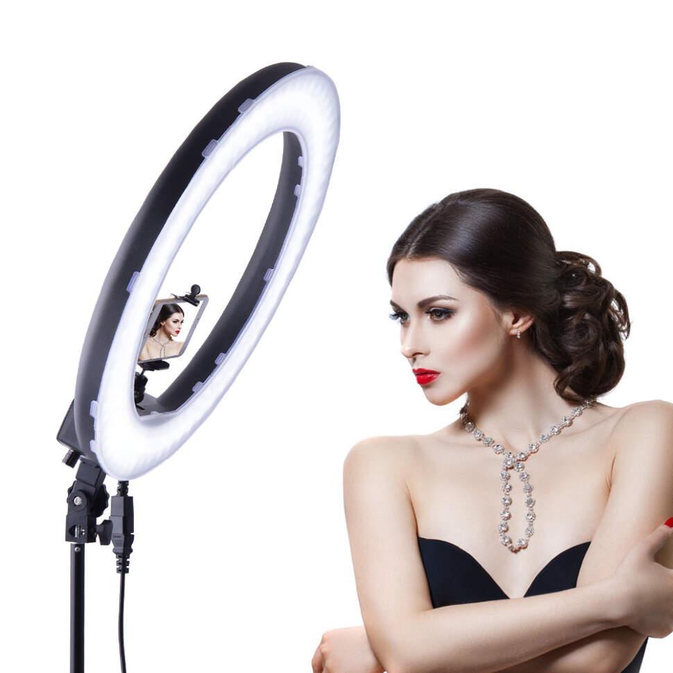 Кольцевая лампа со штативом Ring Fill Light