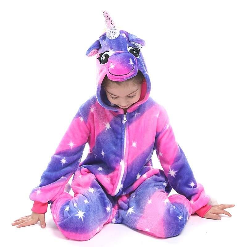 Кигуруми Единорог Ночное небо для детей