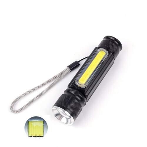 Фонарь с магнитом H-508 USB