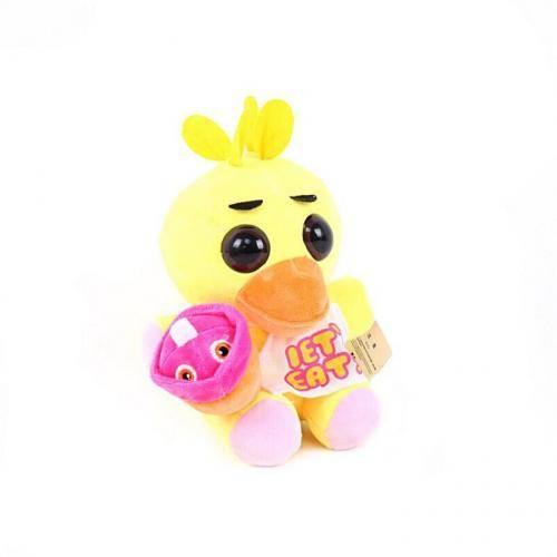 Мягкая игрушка «Чика» (5 ночей с Фредди)