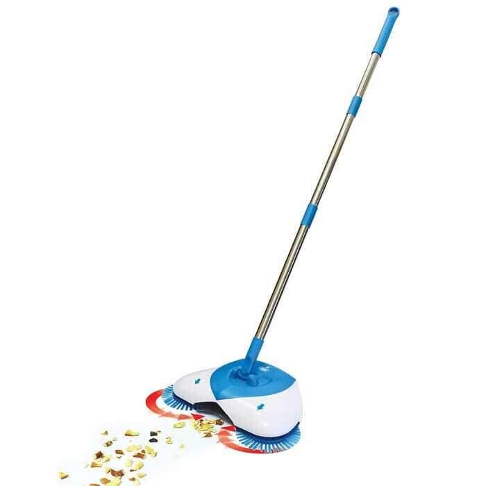 Механическая щетка для уборки Spin Broom