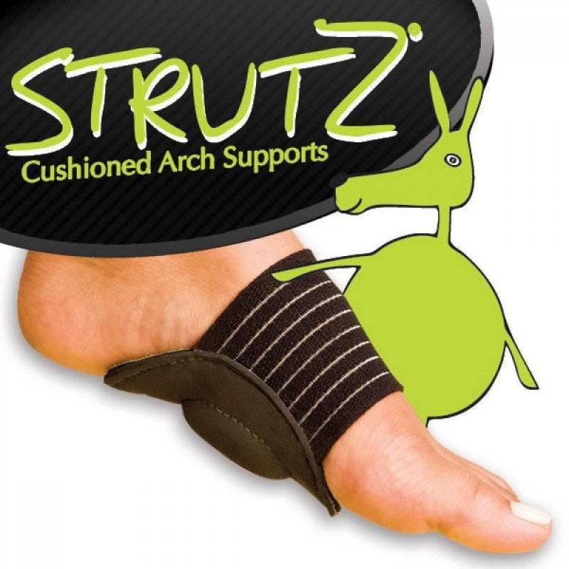 Стельки-супинаторы Strutz