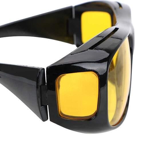 Антибликовые очки HD Vision Wrap Around для водителей