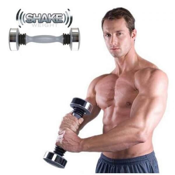 "Гантель ""SHAKE WEIGHT"" for Man 1,7 кг."