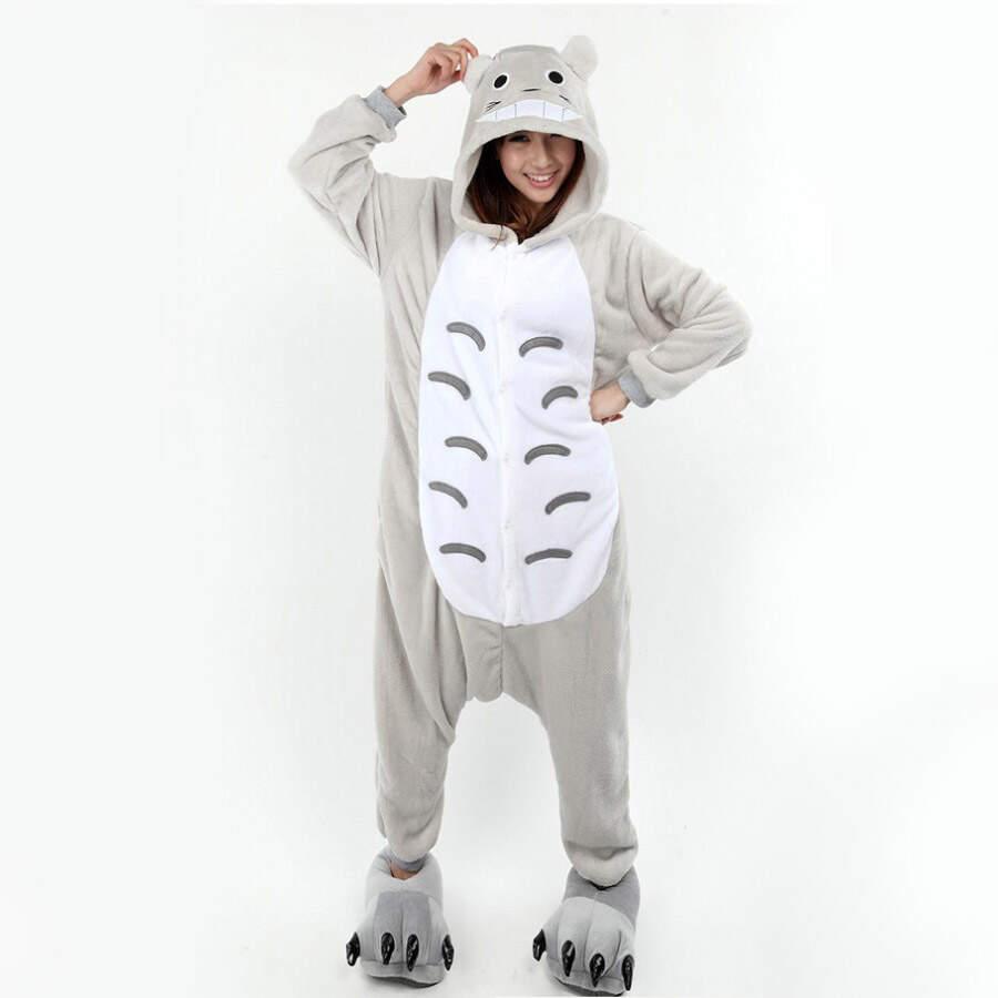 Пижама Кигуруми Мышка Тоторо