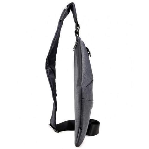 Мужская сумка-кобура через плечо 6016-1