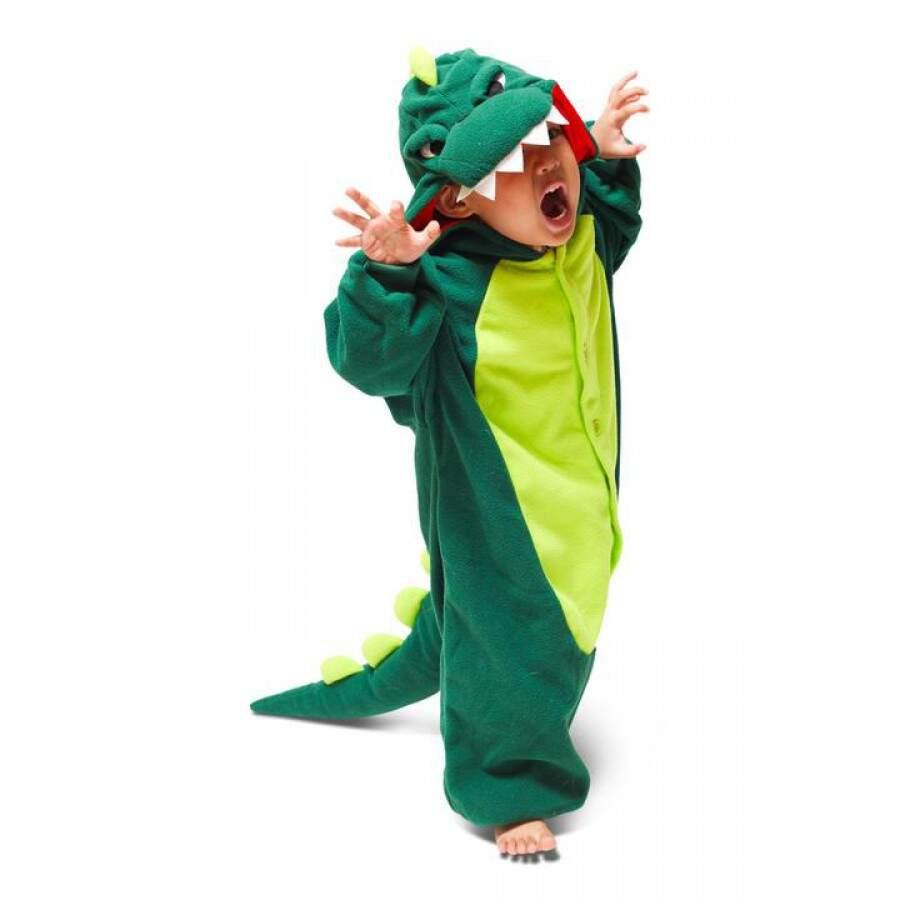 "Детская Пижама Кигуруми ""Динозавр"""