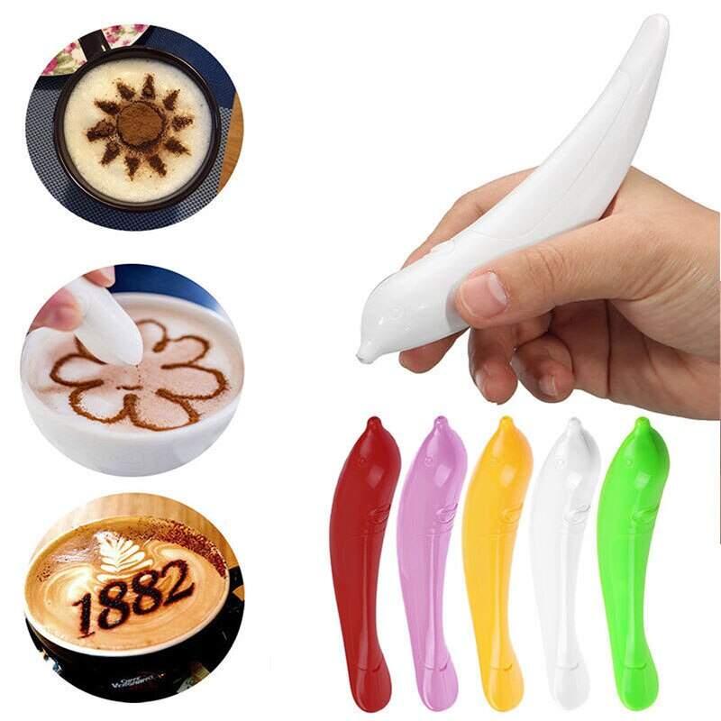Кулинарная ручка для рисования специями Spice Pen