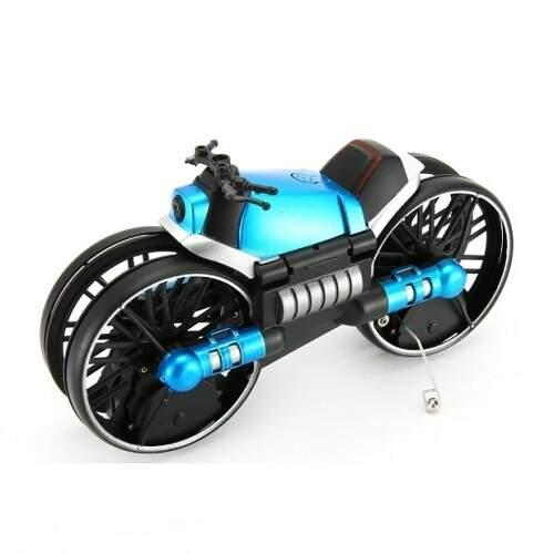 Радиоуправляемый квадрокоптер / мотоцикл Leap 2 в 1