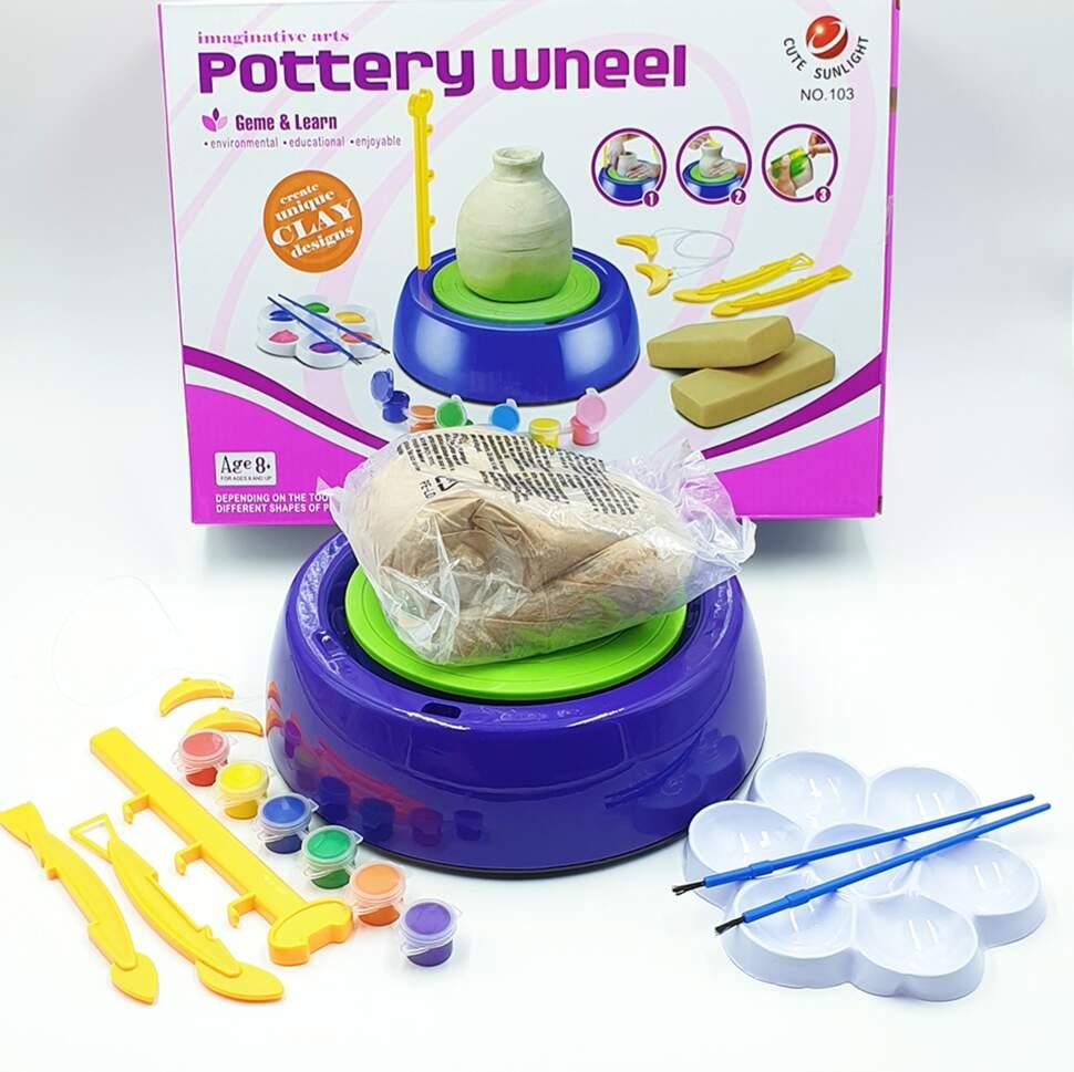 "Гончарный набор ""Pottery wheel"""