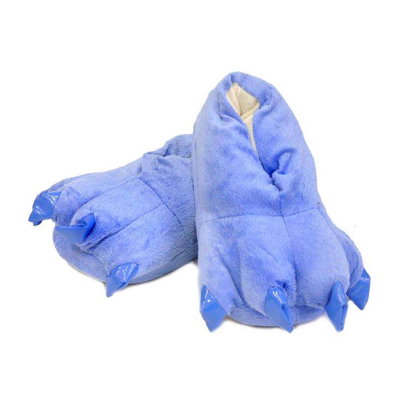 """Тапочки для кигуруми """"Синие"""""""