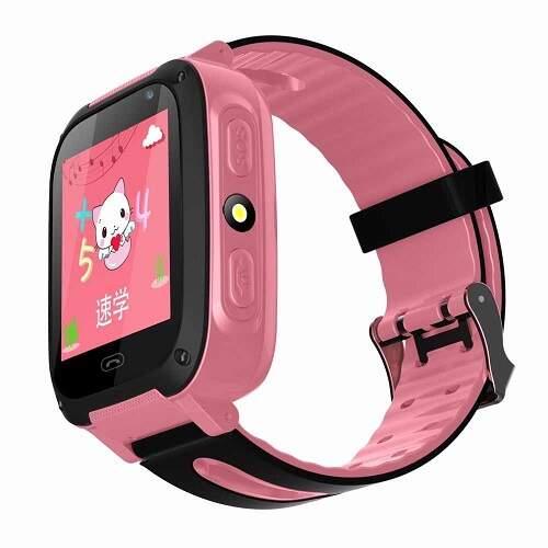 Детские умные часы S4 с GPS