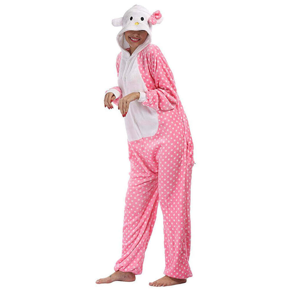 Пижама Кигуруми Hello Kitty