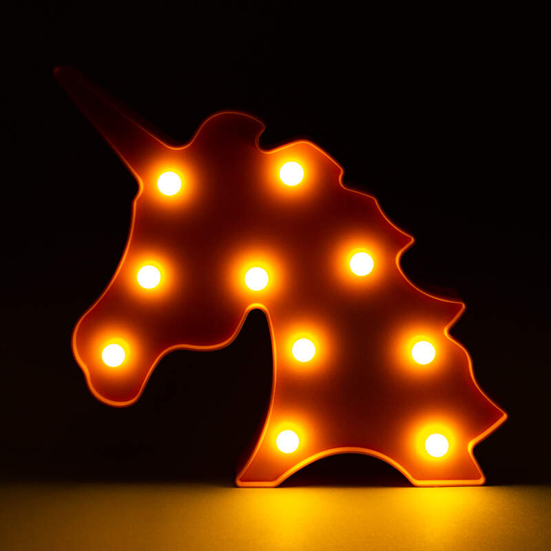 Светильник Единорог