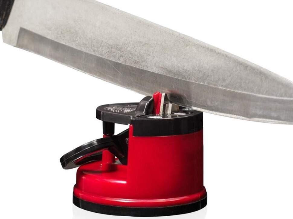 Точилка для ножей на присоске