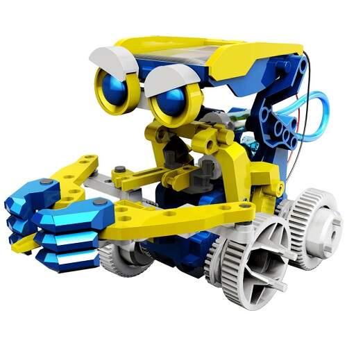 Конструктор на солнечных батареях Solar Robot Build and Learn 11 in 1