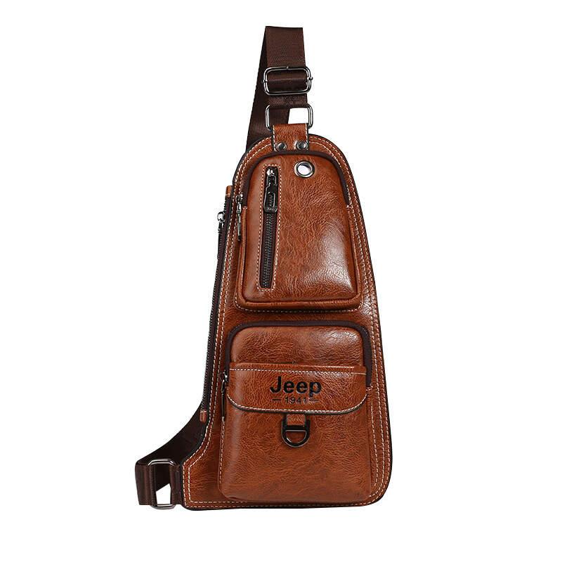 "Мужская сумка через плечо ""Jeep Buluo"""