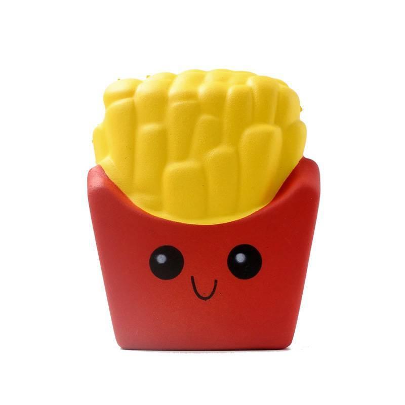 """Антистресс игрушка Squishy """"Картошка фри"""""""