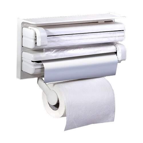 Держатель для бумажных полотенец 4 в 1