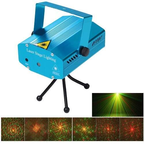 Лазерный проектор