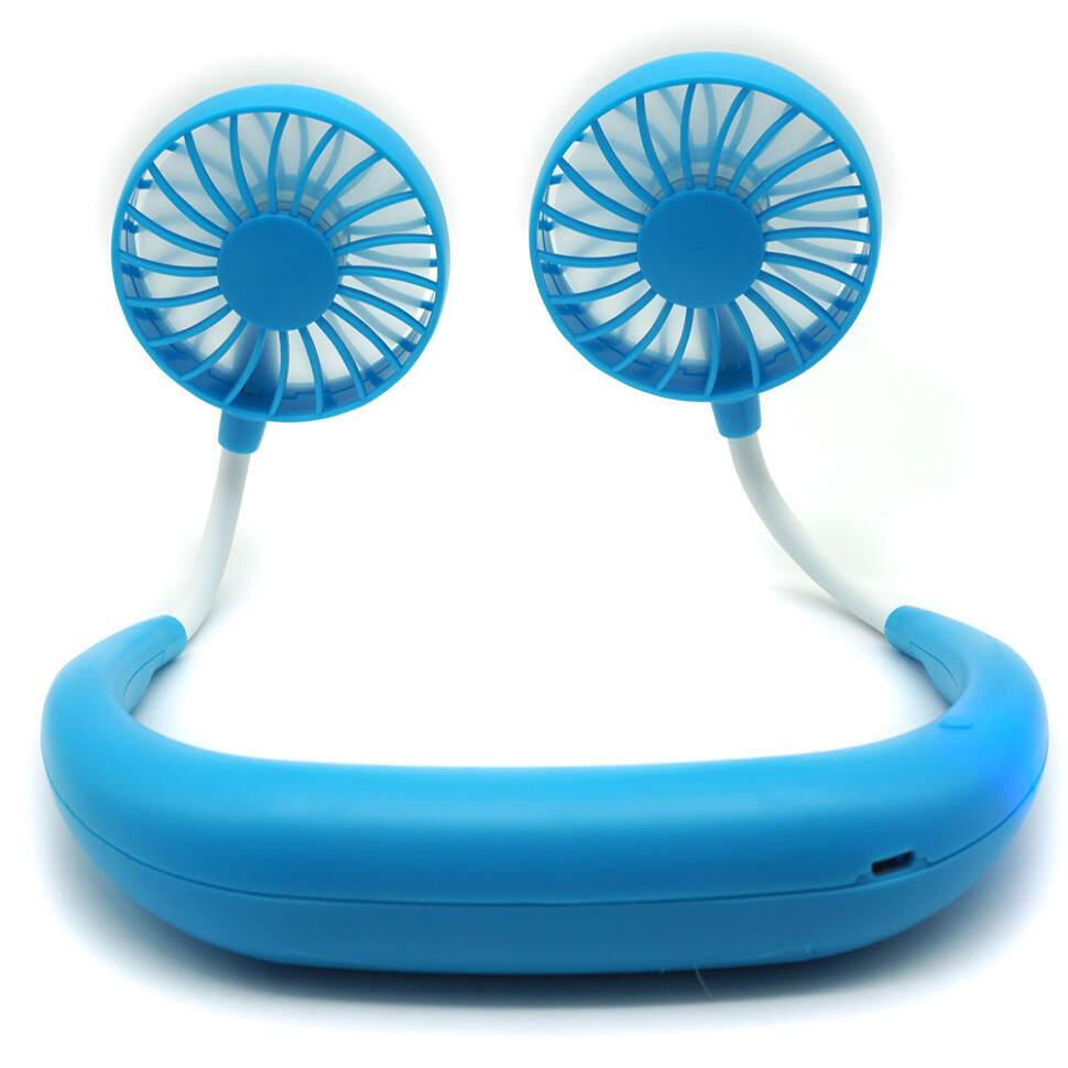 Портативный вентилятор Wearable Sports Fan