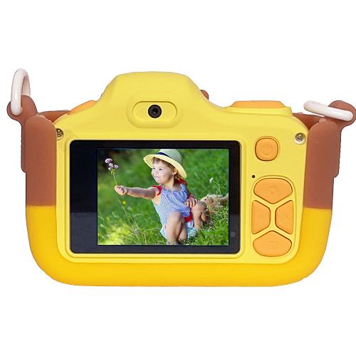 Детский фотоаппарат ZOO PLUS со вспышкой