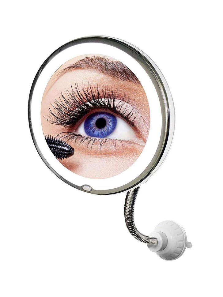 """Гибкое зеркало с подсветкой """"Flexible Mirror Ultra"""" 5X"""