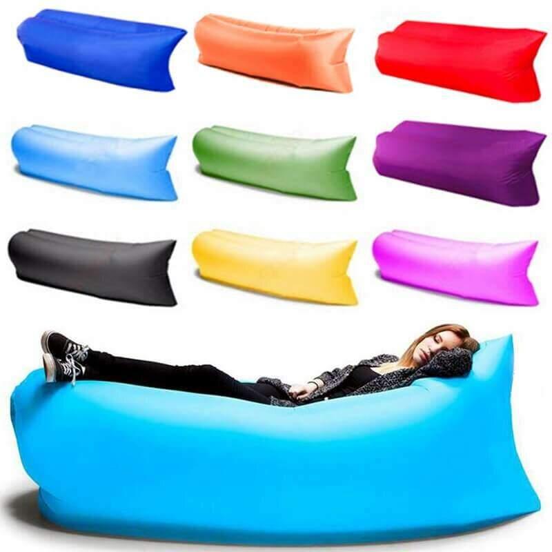 Надувной диван-ламзак