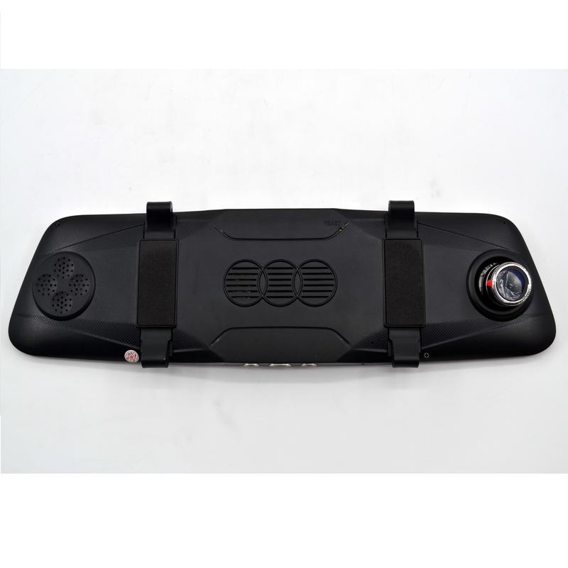 Видеорегистратор-зеркало L1002C с камерой заднего вида