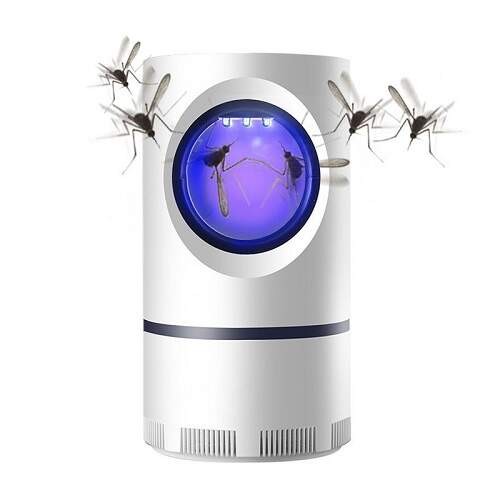 Лампа от комаров Nova Mosquito Killer Lamp